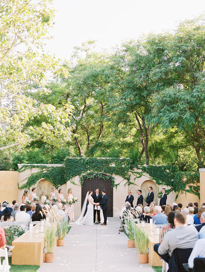 Los Robles Greens Wedding