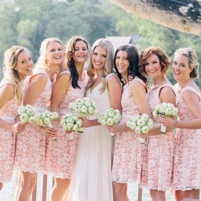 Country-Style-Peach-Short-Lace-Junior-Wedding-Bridesmaid-Dresses-2016-Brautjungfernkleid-Pastel-Pink-Party-Prom-Gowns.jpg_640x640
