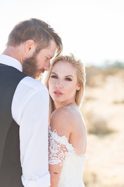 Desert Wedding Photos in Las Vegas