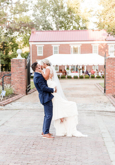 Nashville Wedding Photographer Private Estate