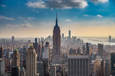 stock photo - new york city - horizontal