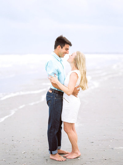 folly-beach-south-carolina-engagement-portraits-dog-03