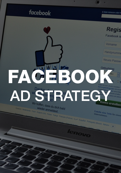 facebook ad strategy