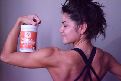 Endurance Energy Natural Pre-workout