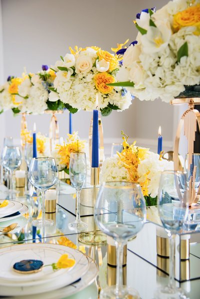 SG3 Events Wedding Tablescape 22