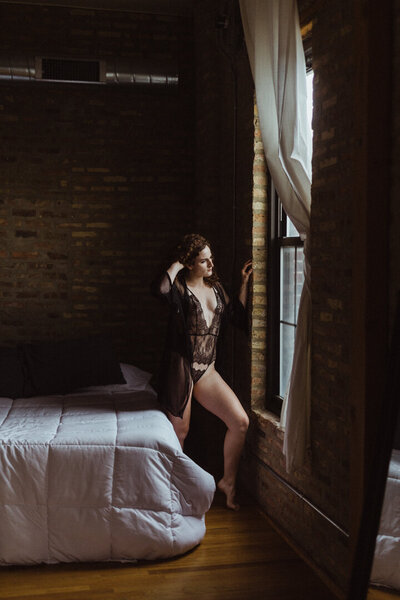 Chicago-Boudoir-Photographer-I-Woke-Up-Like-This-Ez-Powers-2