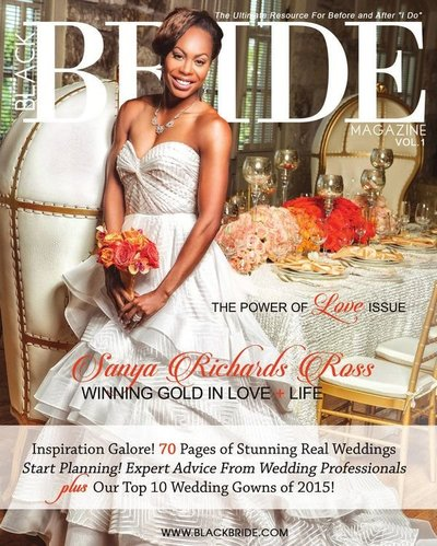 Black Bride Magazine Fall 2015