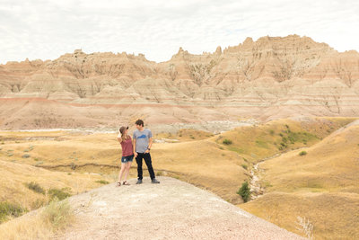 Badlands National Park KA