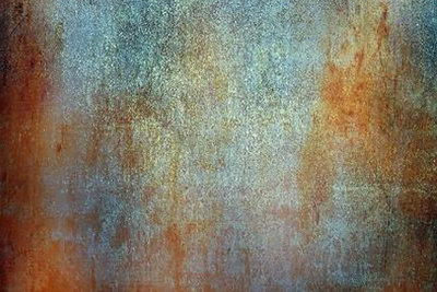 Rust Red Textured Wall Vintage 2 x 3