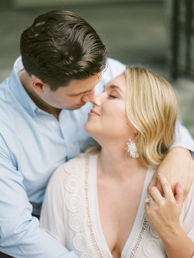 Oxmoor Farm Estate and Peterson-Dumisnel House Engagement Session