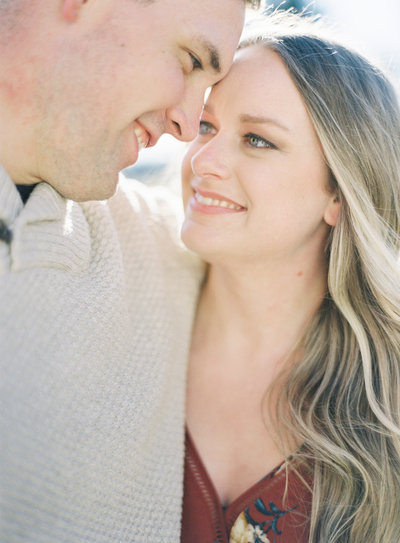 Engagement session in Phoenix Arizona