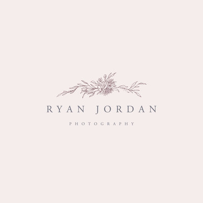 Branding for Creatives // Sarah Ann Design - Wedding Photographer Logo Design