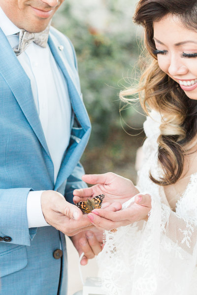 Wedding Butterfly Release Photos by Kaci Lou Photography Arizona Wedding Photographer-5375