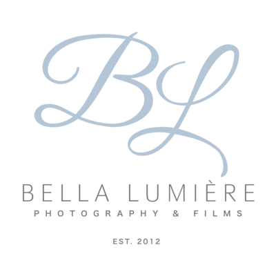 Bella Lumiére Logo BLUE 2021