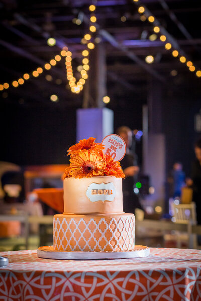 Hope's 50th birthday party at Orlando Science Center | Party Perfect Orlando  9