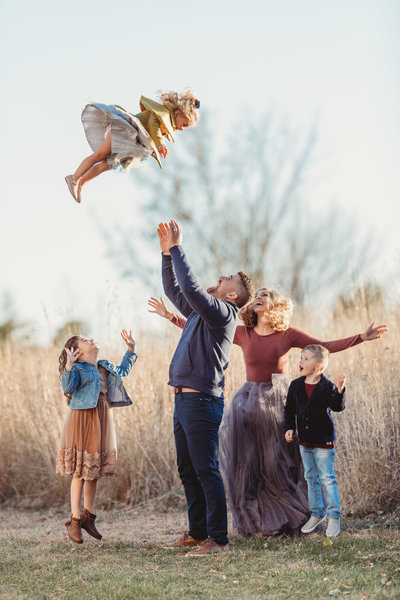 Brookings South Dakota Family photography