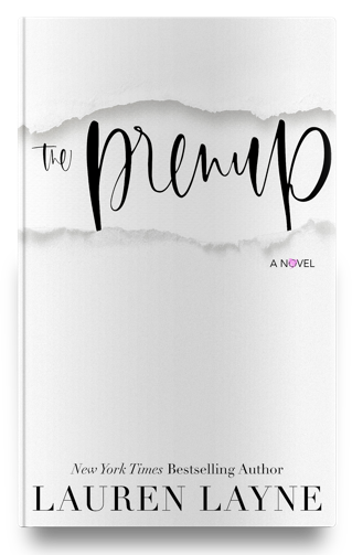 LaurenLayne-Cover-ThePrenup-Hardcover-LowRes