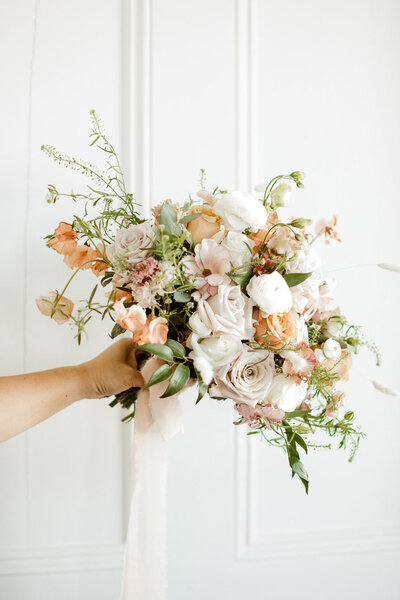 Houston Wedding Flowers by The Weekend Flow