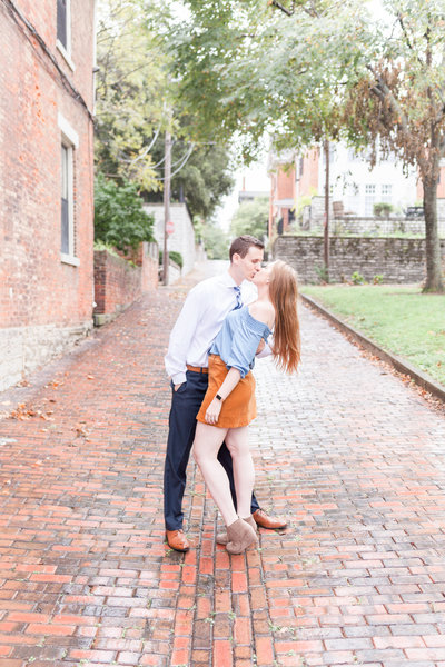 Engagement Session in Cincinnati