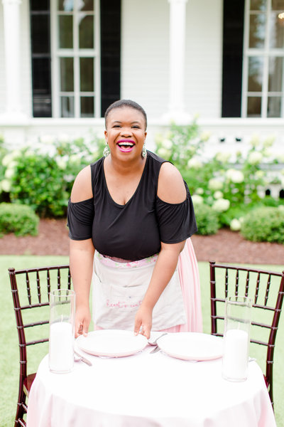 Heart's Content Events - Virginia Maryland DC Wedding and Event Planner - Marriage Coach - Adrienne Rolon - Photo1