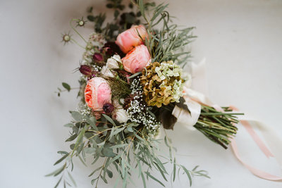 bridal wedding flowers
