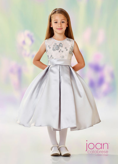 Joan Calabrese Flower Girl Dress 1
