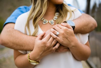 Phoenix Arizona Engagement Photographers Thunderbird Park