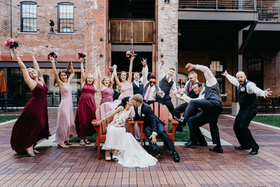 Carissa-Dubuque-Grand River Center-Wedding-Light Burst Photography-11