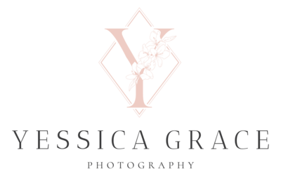 Yessica Grace Photography_Main Logo Pink