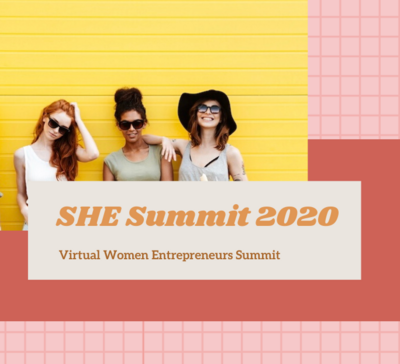 SHE SUMMIT 2020 image square