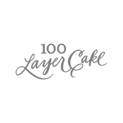 Featured on 100 Layer Cake was J.J. Au'Clair wedding photographer