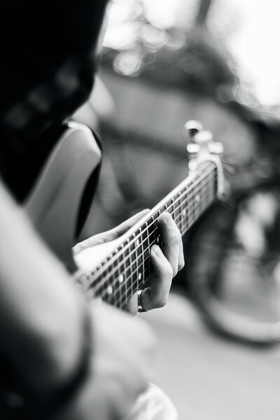 band-black-and-white-blur-close-up-435840