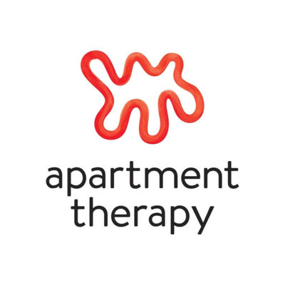 apartment therapy red