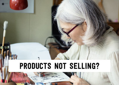 Products Not Selling