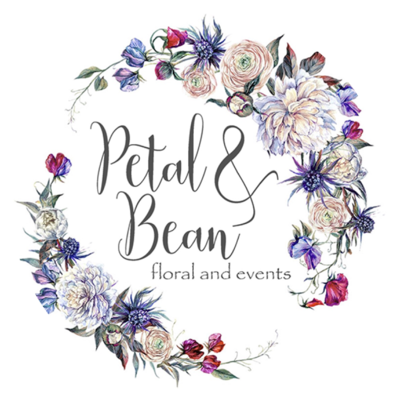 Petal-and-Bean-Logo