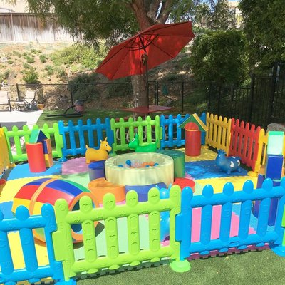 San Diego | Pint Size Play Package