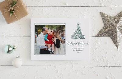 Letterpress-holiday-photo-card-Christmas tree-2000