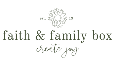 Faith & Family Box Website Logos_green