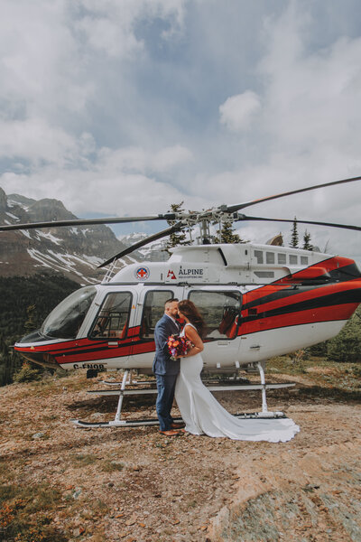 Heli Elopement Package
