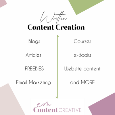Content Creation Inforgra