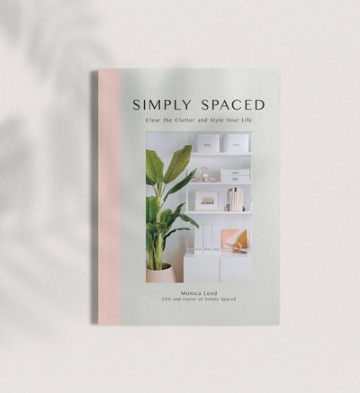 SimplySpaced- Organizational Book