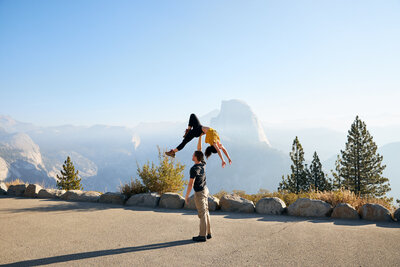 Glacier Point at Sunrise_3