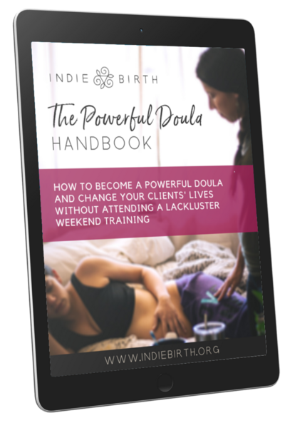 Ebook Powerful Doula