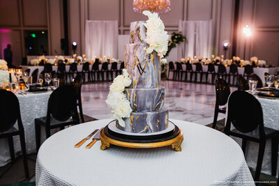 Modern Marble Inspired Wedding Gallery
