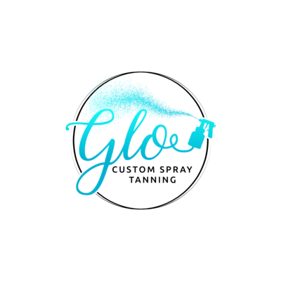 Logo for Glo Custom Spray Tanning
