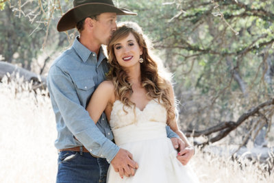 country wedding, cowboy wedding