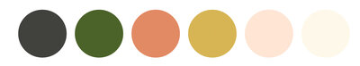 Chelsey Ashford Photography Color Palette