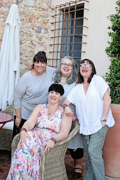 womens retreat tuscany italy prone to wander