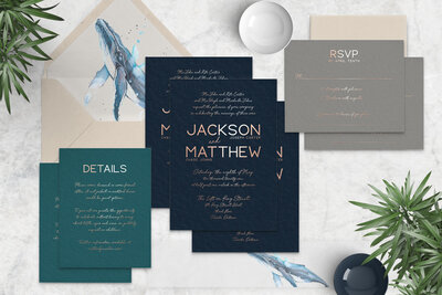 rose-gold-foil-wedding-invitation-suite