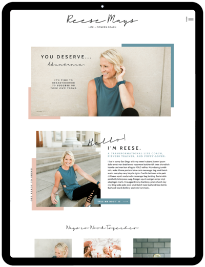 Reese-Template-EMShop